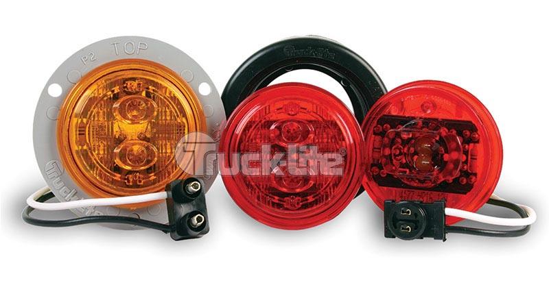 """30285R 2"""" RED LED"""