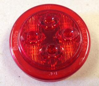 """10286R 2-1/2"""" RED LED"""
