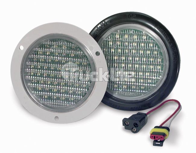 """44206C BACKUP  4"""" ROUND…LED"""