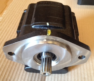 PUMP ONLY, GP1538 27 QT 7/8-13 SPLINE